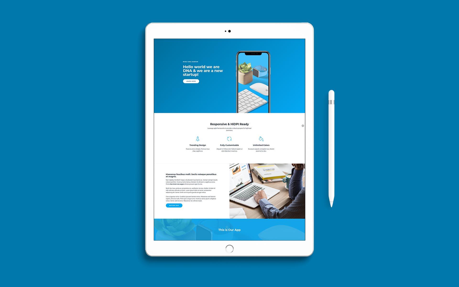 Page App